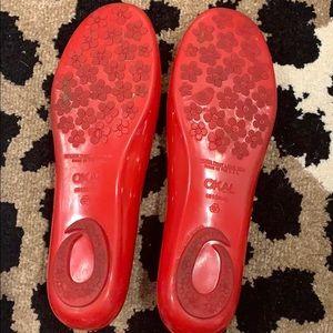 OKA b. Shoes - Oka B Cherry Ballet Flats